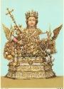 St Agatha bust